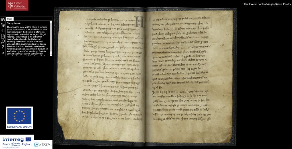 Book of Anglo Saxon Poetry
